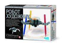 Набор 4M 00-03280 Робот художник - 4M