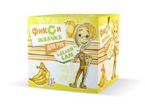 Набор для опытов ИННОВАЦИИ ДЛЯ ДЕТЕЙ 886 Фикси- жвачка для рук, банан - Инновации Для Детей