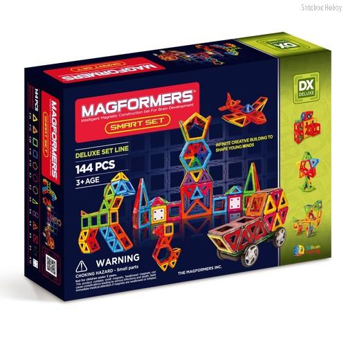 Магнитный конструктор Magformers Smart Set - Magformers