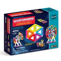 Магнитный конструктор Magformers Carnival Set - Magformers