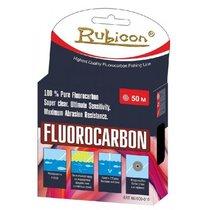 Леска флюорокарбон Rubicon 0,10мм 100м прозрачная 462100-010 - Rubicon