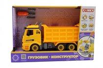 Машина пластиковая FUNKY TOYS FT61112 Грузовик-конструктор 1:12 - Funky Toys
