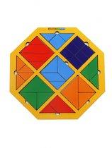 Головоломка WOODLANDTOYS 83401 Калейдоскоп. Листопад