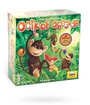 Настольная игра 8759 Остров обезьян - Zvezda