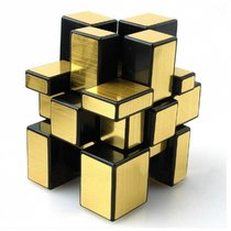 Головоломка FANXIN 581-5.7 (2) Кубик 3х3 Золотой - Fanxin