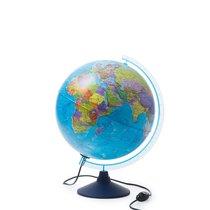 Глобус GLOBEN INT13200312 Земли интерактивный политический с подсветкой 320мм с очками VR - Globen
