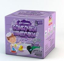 Набор для опытов ИННОВАЦИИ ДЛЯ ДЕТЕЙ 736 Бомбочки-шипучки, тачки - Инновации Для Детей