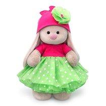 Мягкая игрушка BUDI BASA StS-302 Зайка Ми в платье с пышной юбкой из органзы 25см - Буди Баса