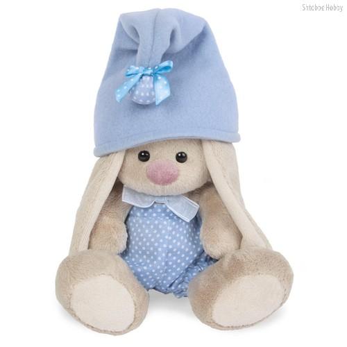 Зайка Ми - гномик в голубом (малыш) - Буди Баса