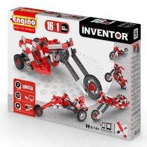 "Конструктор ""PICO BUILDS/INVENTOR. Мотоциклы"", 16 моделей - Engino"