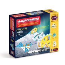 Магнитный конструктор Magformers My First Ice World Set - Magformers