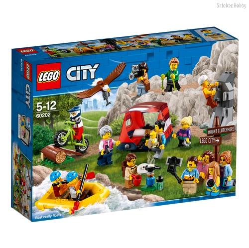 Конструктор City Town Любители активного отдыха - Lego