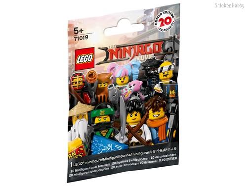 Игрушка LEGO 71019 Минифигурки LEGO®, серия NINJAGO Movie - Lego
