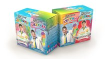 Набор для опытов 827 Цветные червяки и лизуны - Инновации Для Детей