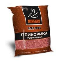 Прикормка Minenko Good Catch Клубника 700г (4309) - Minenko