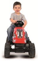 Каталка SMOBY 710108 Трактор с прицепом красный - smoby