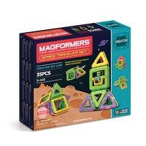 Магнитный конструктор Magformers Space Traveler Set - Magformers