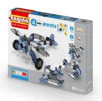 "Конструктор ""PICO BUILDS/INVENTOR. Самолеты"", 4 модели - Engino"