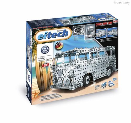Конструктор Автобус 720 деталей - Eitech