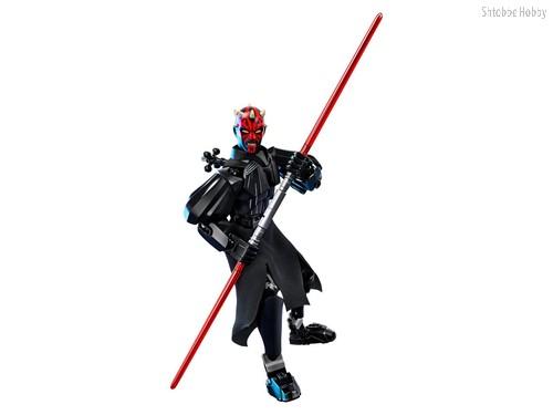 Конструктор Star Wars Дарт Мол - Lego