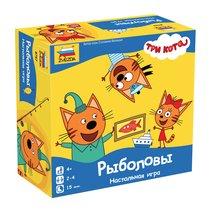 Настольная игра ZVEZDA 8767 Три кота. Рыболовы - Zvezda