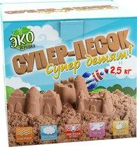 Песок ИННОВАЦИИ ДЛЯ ДЕТЕЙ 849 натуральный 2,5 кг - Инновации Для Детей