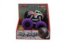Машина пластиковая FUNKY TOYS FT61043 гоночная die-cast, 4*4, фиолетовые колеса
