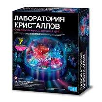 Набор 4M 00-03920 Лаборатория кристаллов. Суперколлекция, меняющая цвет - 4M
