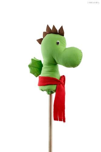 Игрушка Динозавр Дракоша - КОНЯША