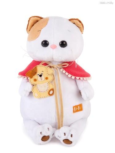 Мягкая игрушка BUDI BASA LK24-013 Ли-Ли с собачкой - Буди Баса