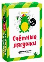 Настольная игра BRAINY GAMES УМ518 Счётные лягушки - Brainy Games