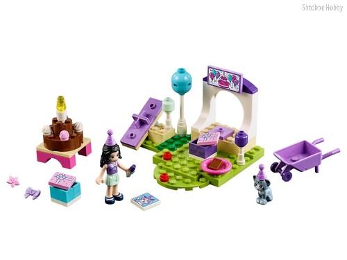 Конструктор Juniors Вечеринка Эммы для питомцев - Lego