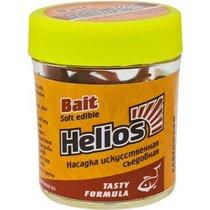 Насадка искусственная съедобная Helios Червь (Earthworm) 40г HS-NCH-E - Тонар