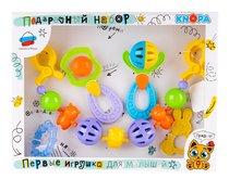 Набор KNOPA 80025 Погремушек, подарочный