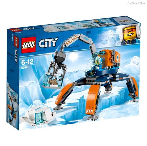 Конструктор City Arctic Expedition Арктический вездеход - Lego