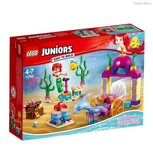 Конструктор Juniors Подводный концерт Ариэль - Lego