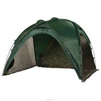 Тент-шатер Canadian Camper Space One (со стенками) зеленый - Canadian camper