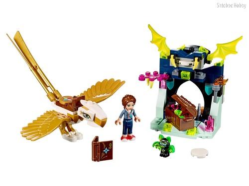 Конструктор Elves Побег Эмили на орле - Lego