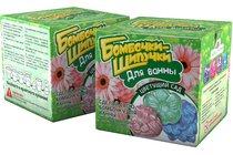 732 Бомбочки-Шипучки. Цветущий сад - Инновации Для Детей