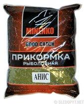 Прикормка Minenko Good Catch Анис 700г (4312) - Minenko