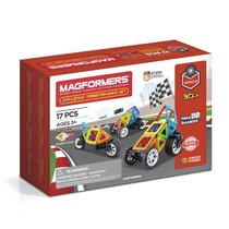 Магнитный конструктор MAGFORMERS 707019 Amazing Transform Wheel Set - Magformers