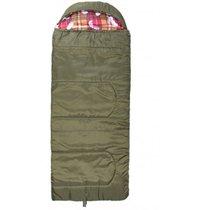 Спальный мешок Helios Батыр XXL СОШ-3 зеленый - Тонар