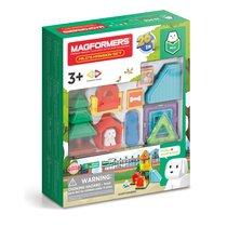 Магнитный конструктор MAGFORMERS 705011 Milo's Mansion Set - Magformers