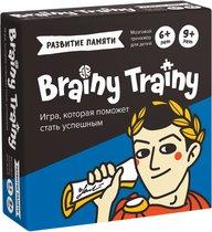 Игра-головоломка BRAINY TRAINY УМ461 Развитие памяти - Банда умников