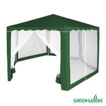 Садовый тент шатер Green Glade 1003 - Green Glade