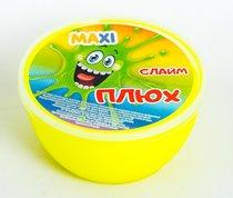 Слайм ПЛЮХ 2001 желтый, 350 г - Плюх