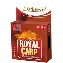 Леска Rubicon Royal Carp 0,25мм 150м Brown 402150-025 - Rubicon