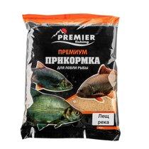 Прикормка Premier Fishing Премиум Лещ Река 900г PR-P-BR - Тонар