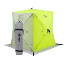 Зимняя палатка Куб Premier Fishing 1,5х1,5 м (PR-ISC-150YLG) - Тонар