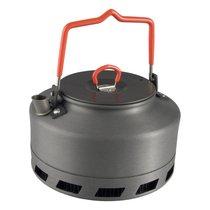 Чайник походный алюминиевый c радиатором Helios 1 л CAMPSOR-200L1 - Тонар